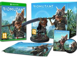 Preventa Juego Xbox One Biomutant: Collector's Edition (Acción - M12)