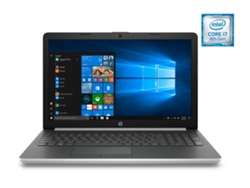 Portátil 15,6'' HP DA0072NSI7 Plata Natural ( i7-8550U, 8 GB RAM, 1 TB HDD, nVidia GeForce MX130n )