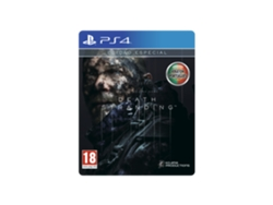 Juego PS4 Death Stranding (Special Edition - M18)