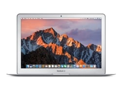 MacBook Air APPLE MQD32 Plata (13.3'' - Intel Core i5 - RAM: 8 GB - 128 GB SSD - Intel HD 6000)