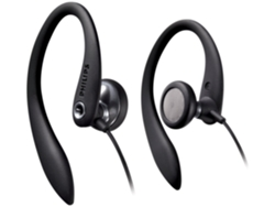 Auriculares Deportivos PHILIPS SHS3300BK/10 Negro
