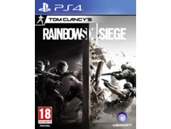 PS4 TC Raimbow Six Siege