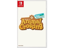 Juego Nintendo Switch Animal Crossing: New Horizons (Simulación - M12)