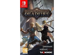 Preventa Juego Nintendo Switch Pillars Of Eternity II: Deadfire (M16)