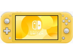 Consola Nintendo Switch Lite (32 GB - Amarilla)