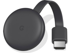 Reproductor Multimedia GOOGLE Chromecast 3