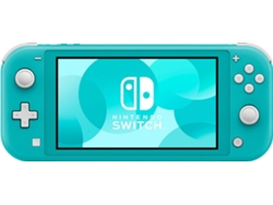Consola Nintendo Switch Lite (32 GB - Turquesa)
