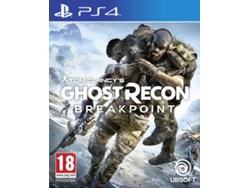 Juego PS4 Ghost Recon Breakpoint