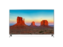 TV LG 55UK6500PLA (LED - 55'' - 140 cm - 4K Ultra HD - Smart TV)