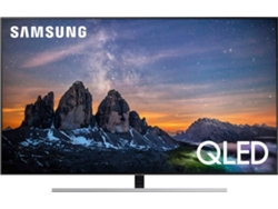 TV SAMSUNG QE55Q80RATXXC (QLED - 55'' - 140 cm- 4K Ultra HD - Smart TV)