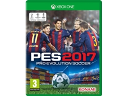 XBOX One Pro Evolution Soccer (PES 2017)