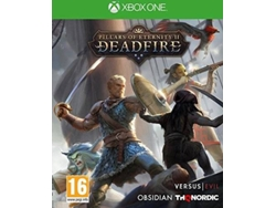 Preventa Juego Xbox One Pillars Of Eternity II: Deadfire (M16)