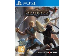 Preventa Juego PS4 Pillars Of Eternity II: Deadfire (M16)