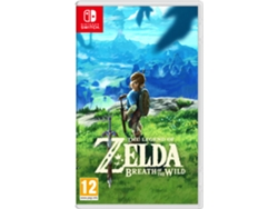 Preventa NINTENDO SWITCH Legend of Zelda: Breath of the Wild