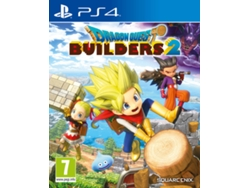 Preventa Juego PS4 Dragon Quest Builders 2
