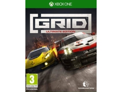 Preventa Juego Xbox One Grid: Ultimate Edition (M3)