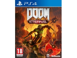 Preventa Juego PS4 Doom Eternal (FPS - M18)
