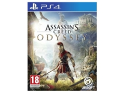 Juego PS4 Assassin's Creed Odyssey