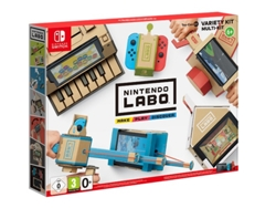 Kit Variado para Nintendo Switch LABO 25220