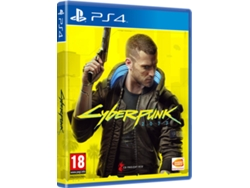 Preventa Juego PS4 Cyberpunk 2077: Day One Edition (RPG - M18)
