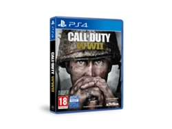 Juego PS4 Call of Duty WWII