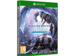 Preventa Juego Xbox One Monster Hunter World Edition