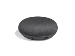 Altavoz inteligente GOOGLE Home Mini Carbón negro
