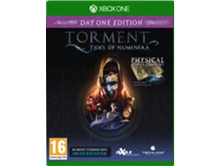 Xbox One Torment: Tides of Numenera