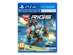 PS4 VR Rigs Mechanized Combat League
