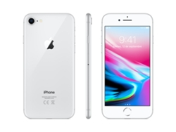 iPhone 8 APPLE (4.7'' - 2 GB - 256 GB - Plateado)