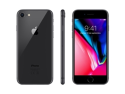 iPhone 8 APPLE (4.7'' - 2 GB - 256 GB - Gris Espacial)