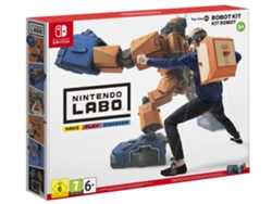 Kit de Robot para Nintendo Switch LABO 25221