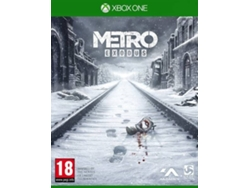 Juego XBOX ONE Metro Exodus (Day one edition)