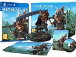 Preventa Juego PS4 Biomutant: Collector's Edition