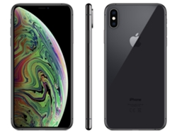 iPhone XS Max APPLE (6.5'' - 4 GB - 64 GB - Gris Espacial)