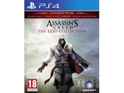 Juego PS4 Assassin's Creed The Ezio Collection (M18)