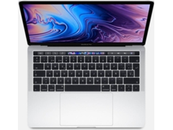 MacBook Pro 2019 TB APPLE Plata - MV992Y/A (13.3'' - Intel Core i5 - RAM: 8 GB - 256 GB SSD - Intel Iris Plus 655)