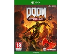 Preventa Juego Xbox One Doom Eternal (FPS - M18)