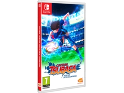 Preventa Juego Nintendo Switch Captain Tsubasa: Rise of New Champions (Acción - M7)