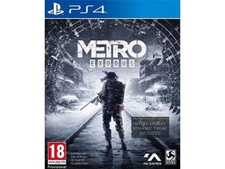 Juego PS4 Metro Exodus ( Day one edition)