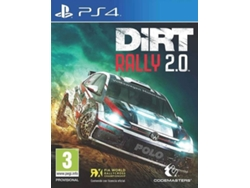 Juego PS4 Dirt Rally 2.0