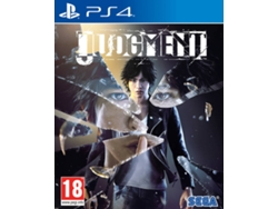 Juego PS4 Judgment (Acción - M18)