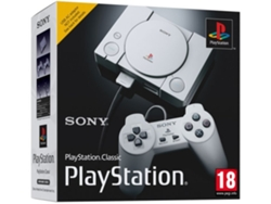 Consola PLAYSTATION Classic gris
