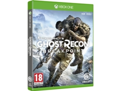 Juego Xbox One Ghost Recon: Breakpoint (M18)